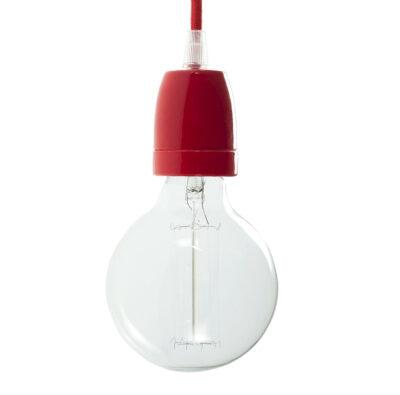 Порцеланова висяща лампа (+цветове)